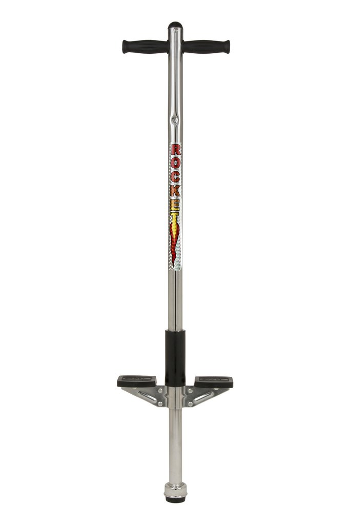 Pogo Stick Maverick Chrome Rocket
