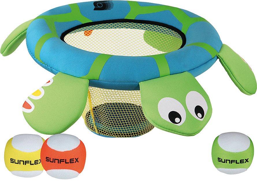 Παιχνίδι στόχευσης με μπαλάκια Turtle Toss
