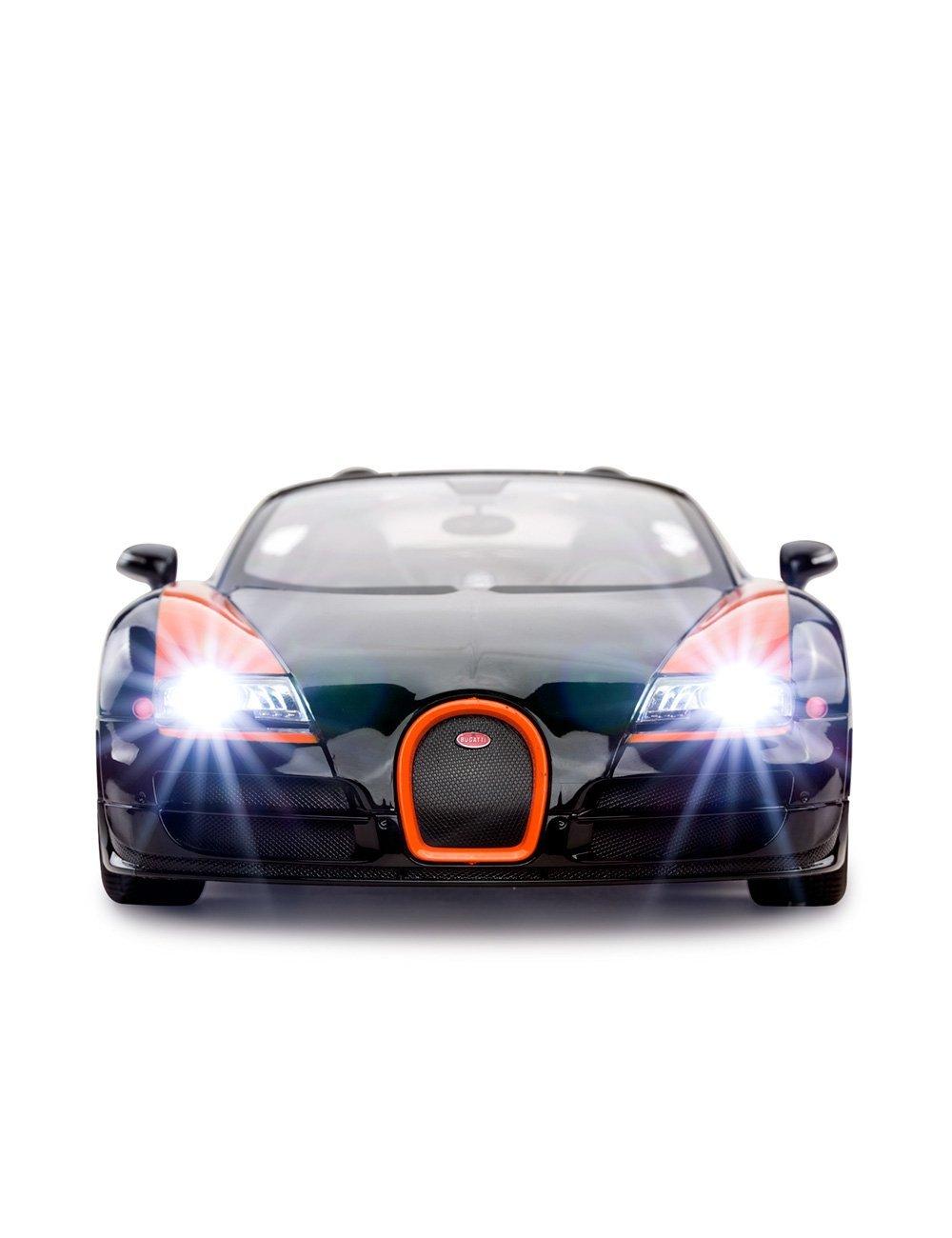Τηλεκατευθυνόμενο Bugatti Veyron Grand Sport Vitesse μπροστινή όψη