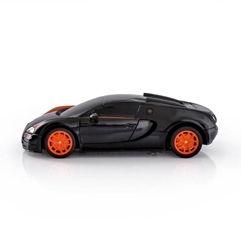 Τηλεκατευθυνόμενο Bugatti Veyron Grand Sport Vitesse πλαϊνή όψη