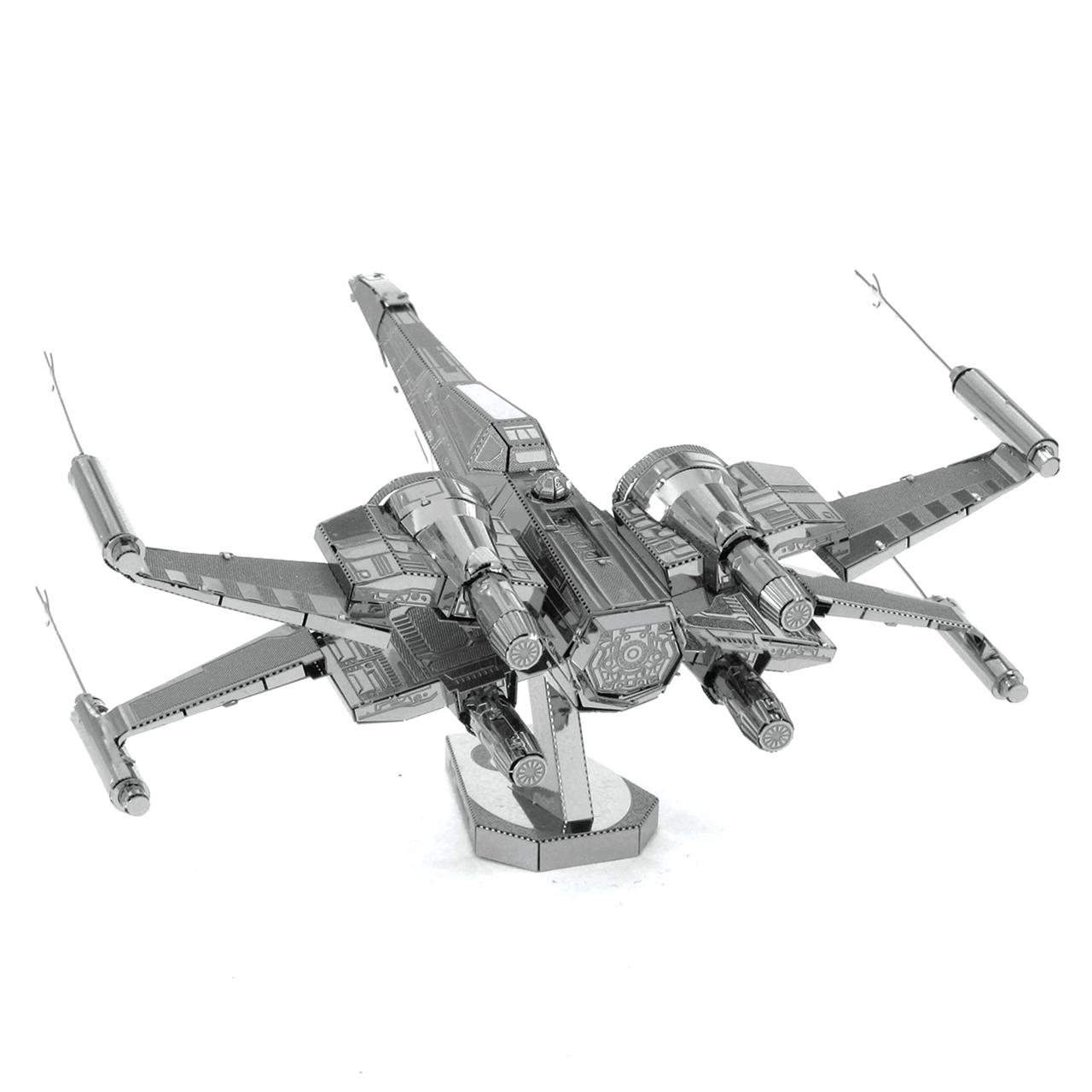 Metal Earth X-wing Star Fighter  πίσω όψη