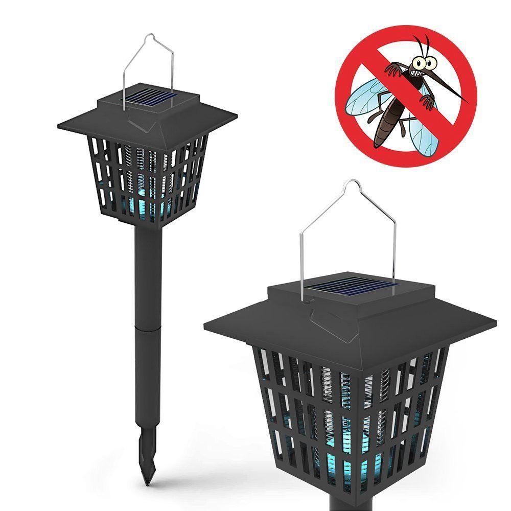 Ηλιακό φωτιστικό και εντομοκτόνο της Smartek