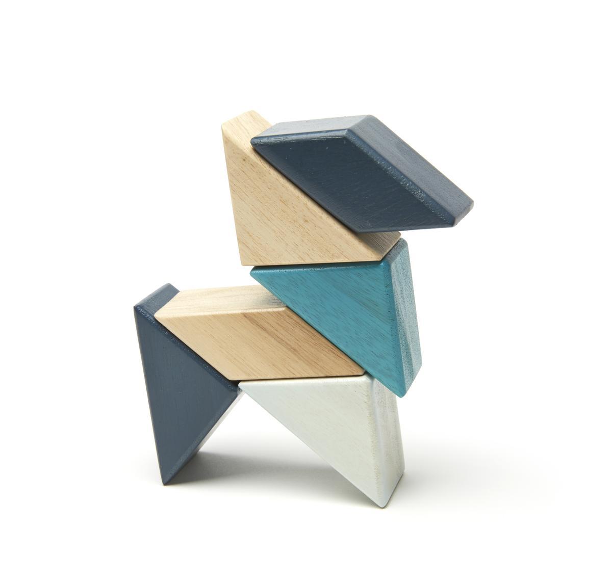 Tegu Prism Pocket Pouch Blues - Κατασκευή Goat