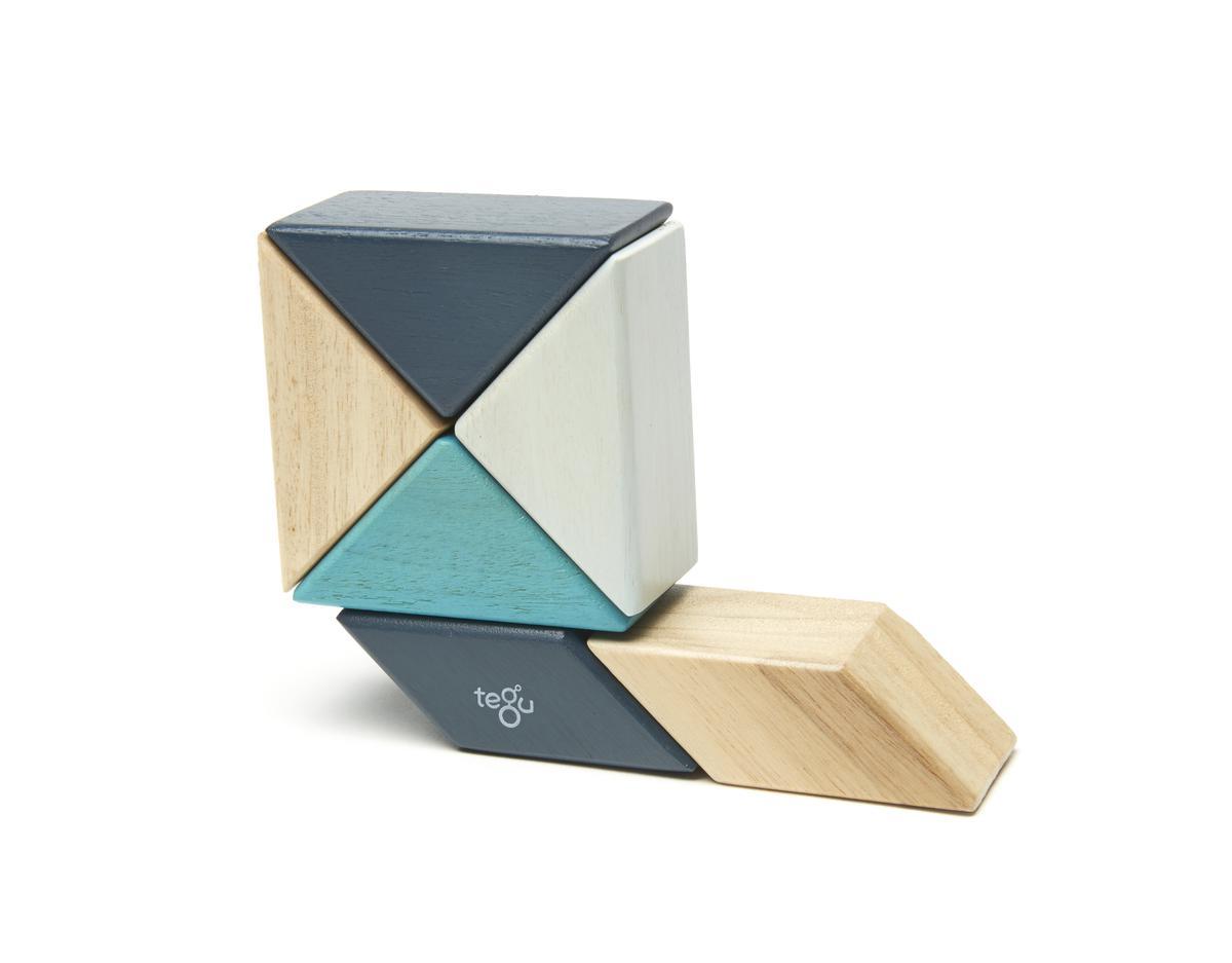 Tegu Prism Pocket Pouch Blues - Κατασκευή Snail
