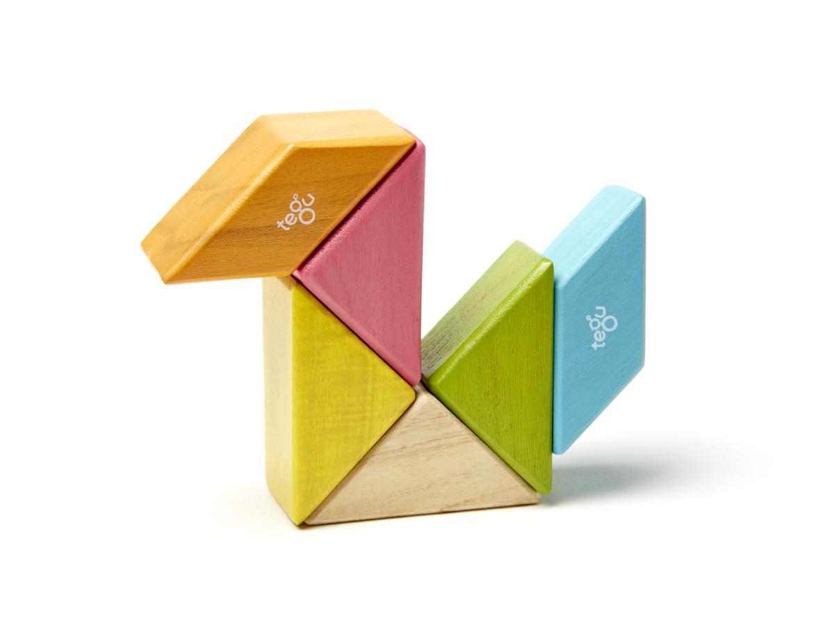 Tegu Prism Pocket Pouch Tints - Κατασκευή Swan