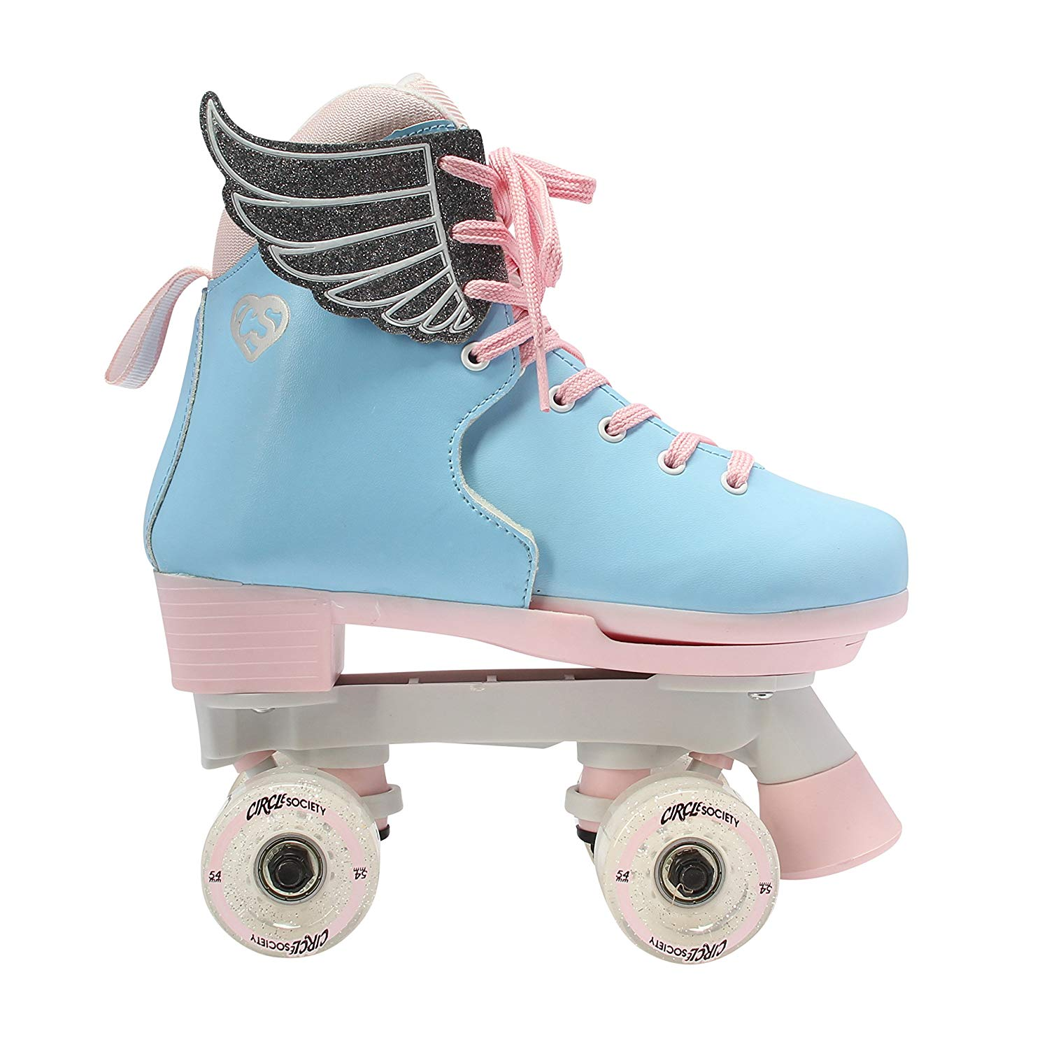 Roller Skates Cotton Candy πλαϊνή όψη