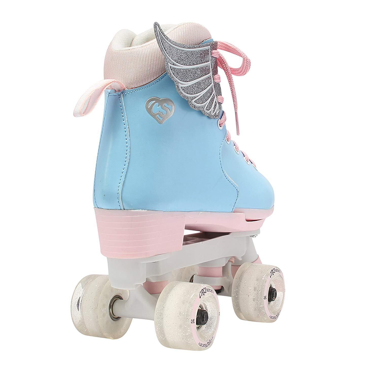 Roller Skates Cotton Candy πίσω όψη