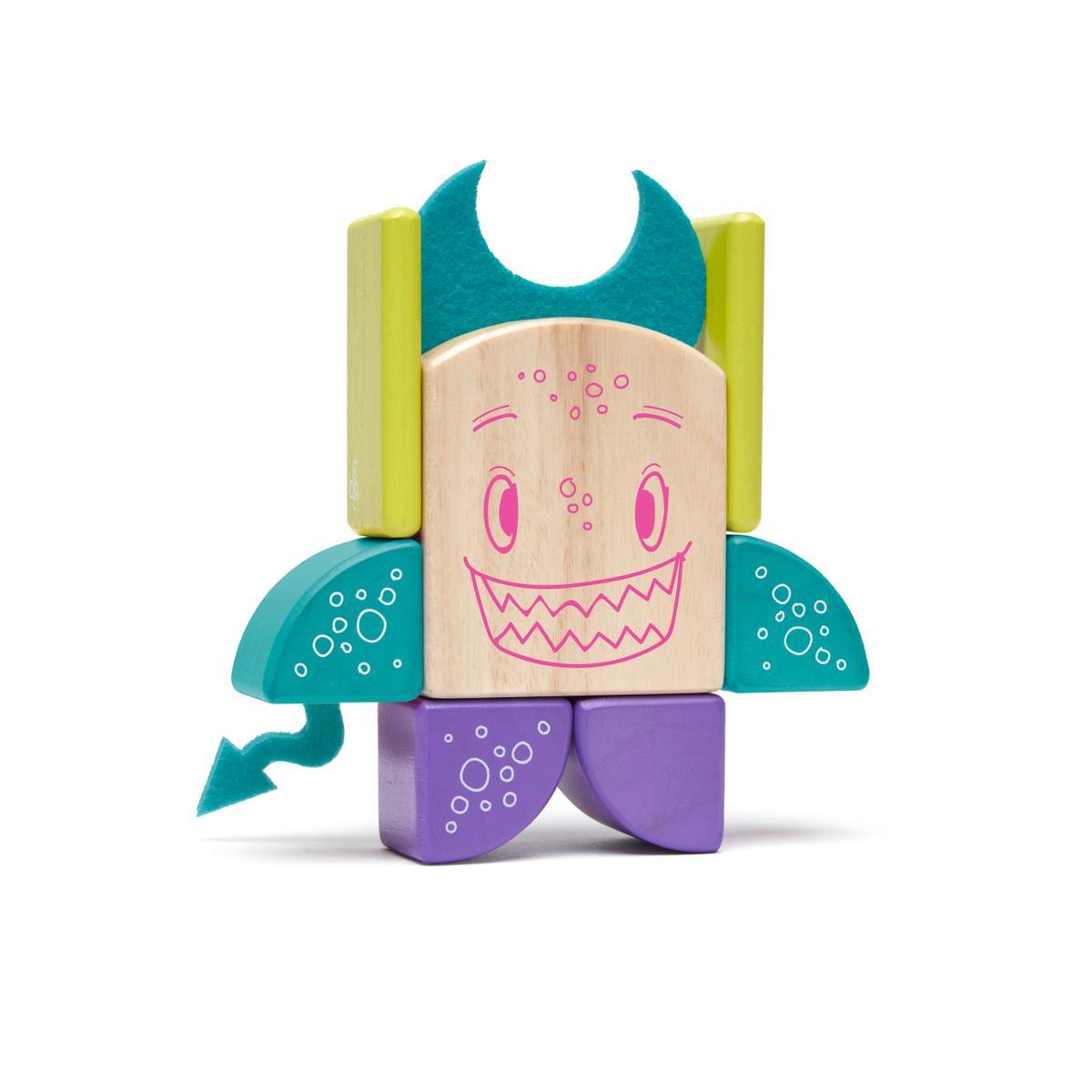 Tegu - Sticky Monsters - Pip - Αρχική Κατασκευή