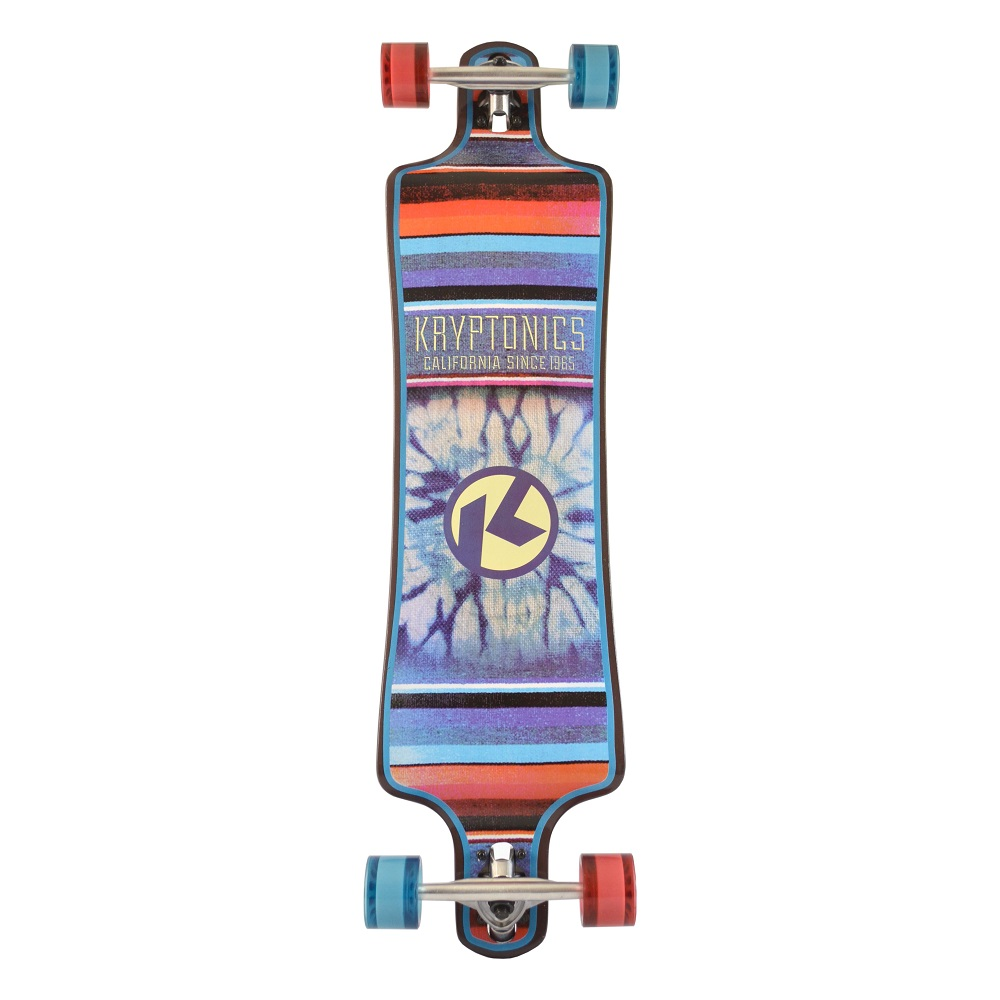 Kryptonics 40'' Free Spirit Drop Down Longboard κάτω μέρος
