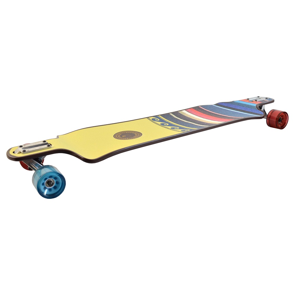Kryptonics 40'' Free Spirit Drop Down Longboard