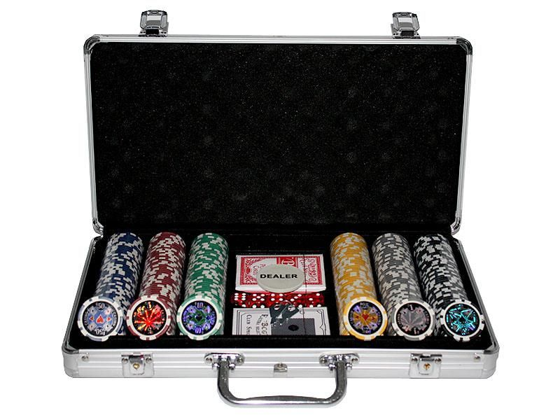 Επαγγελματικό σετ πόκερ