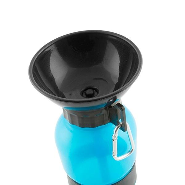 Μπουκάλι νερού για σκύλους - Μπολ