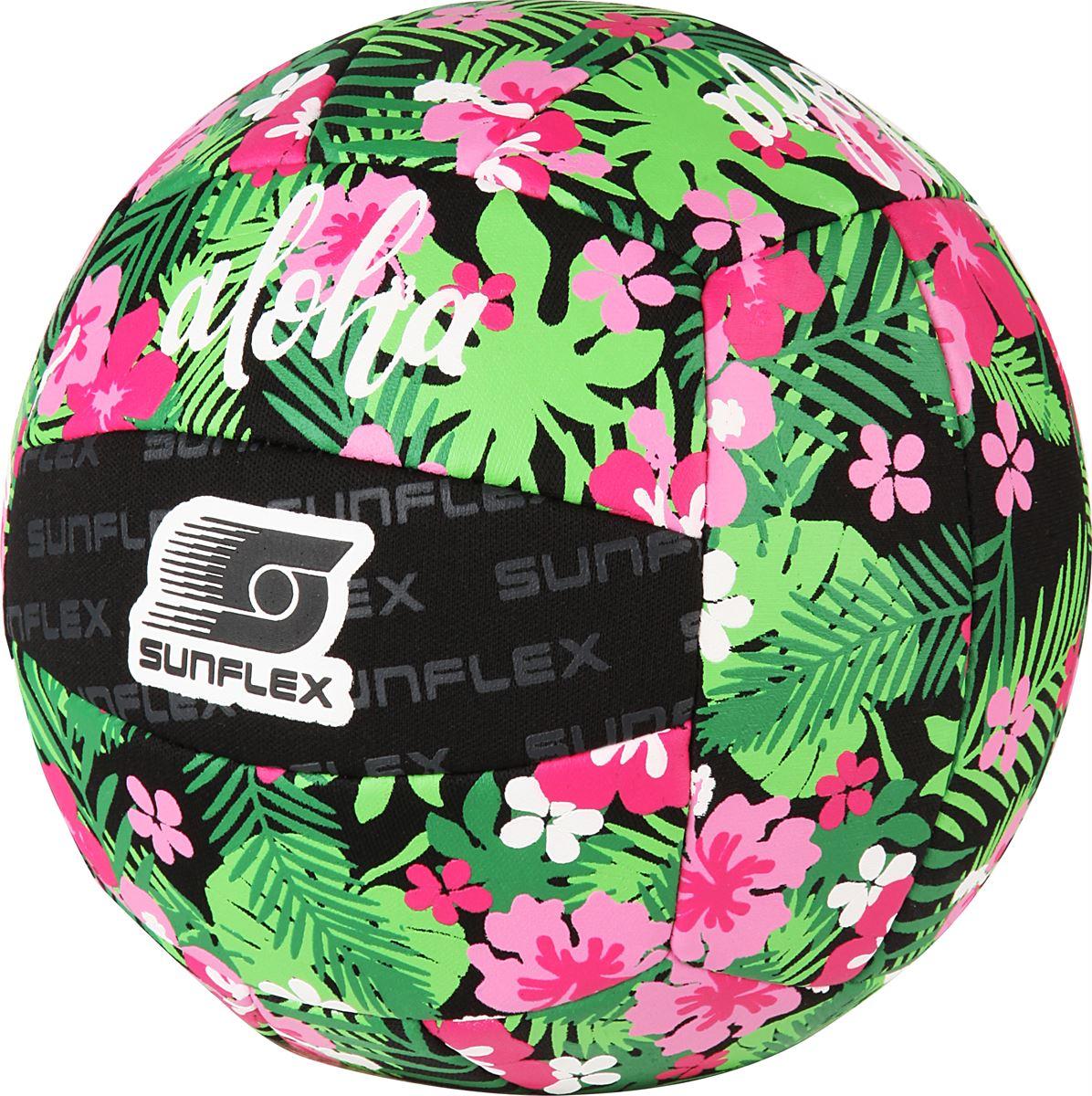 Αδιάβροχη μπάλα της Sunflex 21 εκατοστών - Tropical Flower