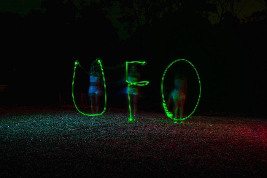 Waboba Wingman UFO Wave - Ιπτάμενος δίσκος με LED - Νυχτερινό Παιχνίδι