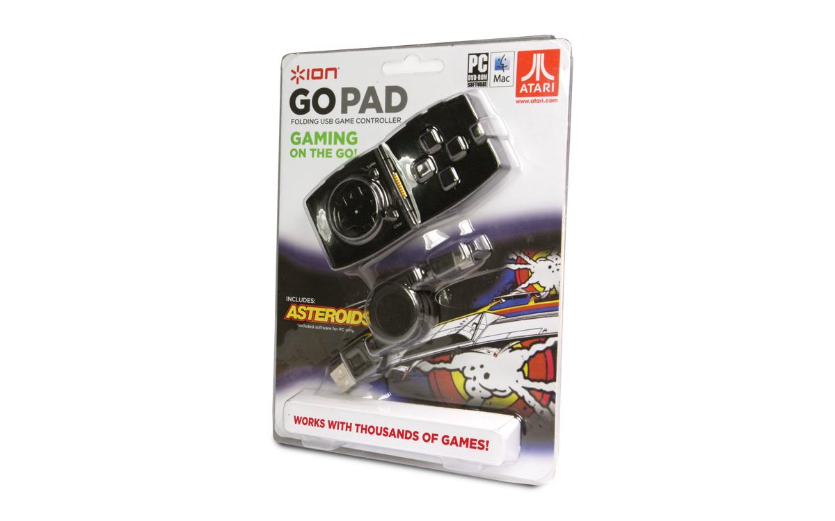 Ion Go Pad πτυσόμενο χειριστήριο τσέπης συσκευασία