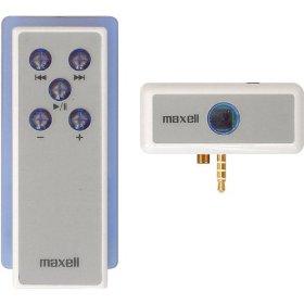 Maxell iPod Remote Control
