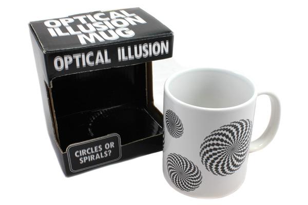 Κούπα Optical illusion Συσκευασία