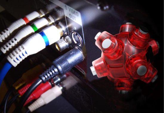 Led Μαγνήτης Magnetic Light Mine Risk Racing σε Τηλεόραση