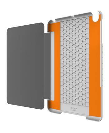 Tech21 Θήκη Impact Snap Case with cover για iPad Mini Εσωτερικό