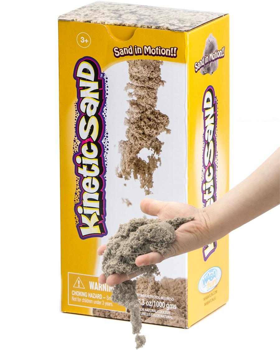 Kinetic Sand – Φυσικό χρώμα 1000 γραμ.