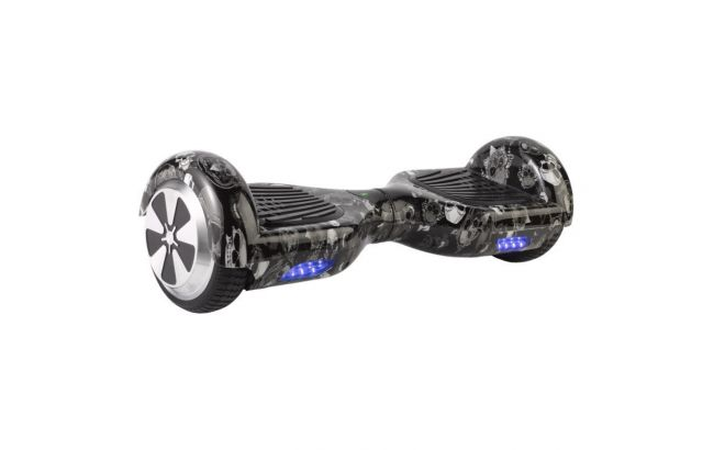 Self-balancing scooter Hoverboard 6.5 ιντσών mpman Skull