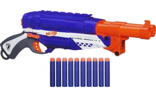 Nerf N Strike Barrel Break Blaster