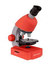 Μικροσκόπιο Bresser 40 - 640x Junior Microscope red