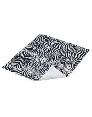 Duck Tape Sheets Stylish Zebra