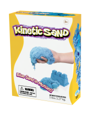 Kinetic Sand – Μπλε χρώμα 2270γραμ