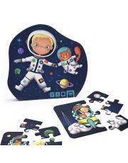 Παζλ Οι περιπέτειες του Αστροναύτη