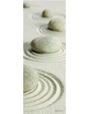Στρώμα Yoga – Nirvana Serenity - Zen Stones on Sand