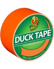 Duck Tape Trendy Orange