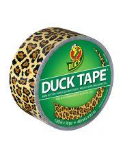 Duck Tape Dressy Leopard