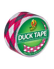 Duck Tape Scottish Diamonds