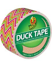 Duck Tape Crazy Neon