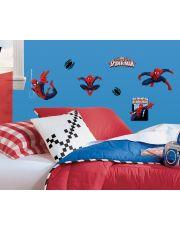 Σετ αυτοκόλλητων Spiderman για τον τοίχο