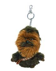 Λούτρινη φιγούρα μπρελόκ 12 εκατοστών Star Wars Chewbacca