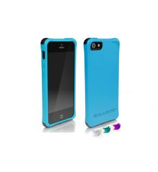 Ballistic Life Style Series Orange Case with bumpers για iPhone 5