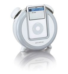 Retro iPod Dock Alarm Clock