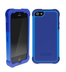 Ballistic Shell Gel Series Case Navy Blue/Cobalt για iPhone 5 Μπλε Θαλασσί