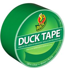 Duck Tape  Chilling Green
