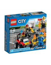Lego City 60088 Fire Starter Set Συσκευασία